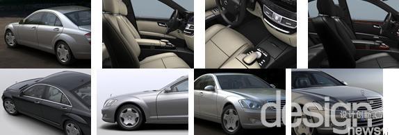 照片级的可视化渲染  欧特克汽车设计解决方案帮助奔驰的设计师超越